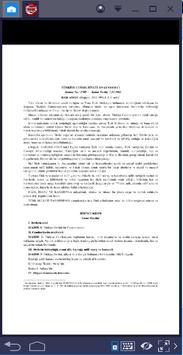anayasa türkçe apk screenshot
