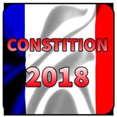 Constitution Française 2018 icon