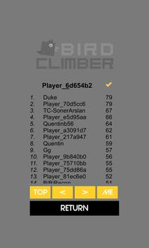 Bird Climber screenshot 6
