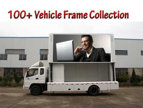 Vehicle Photo Frames apk screenshot