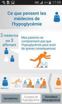 Hypoglycemia Simulator FR apk screenshot