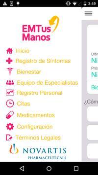 EMTusManos apk screenshot