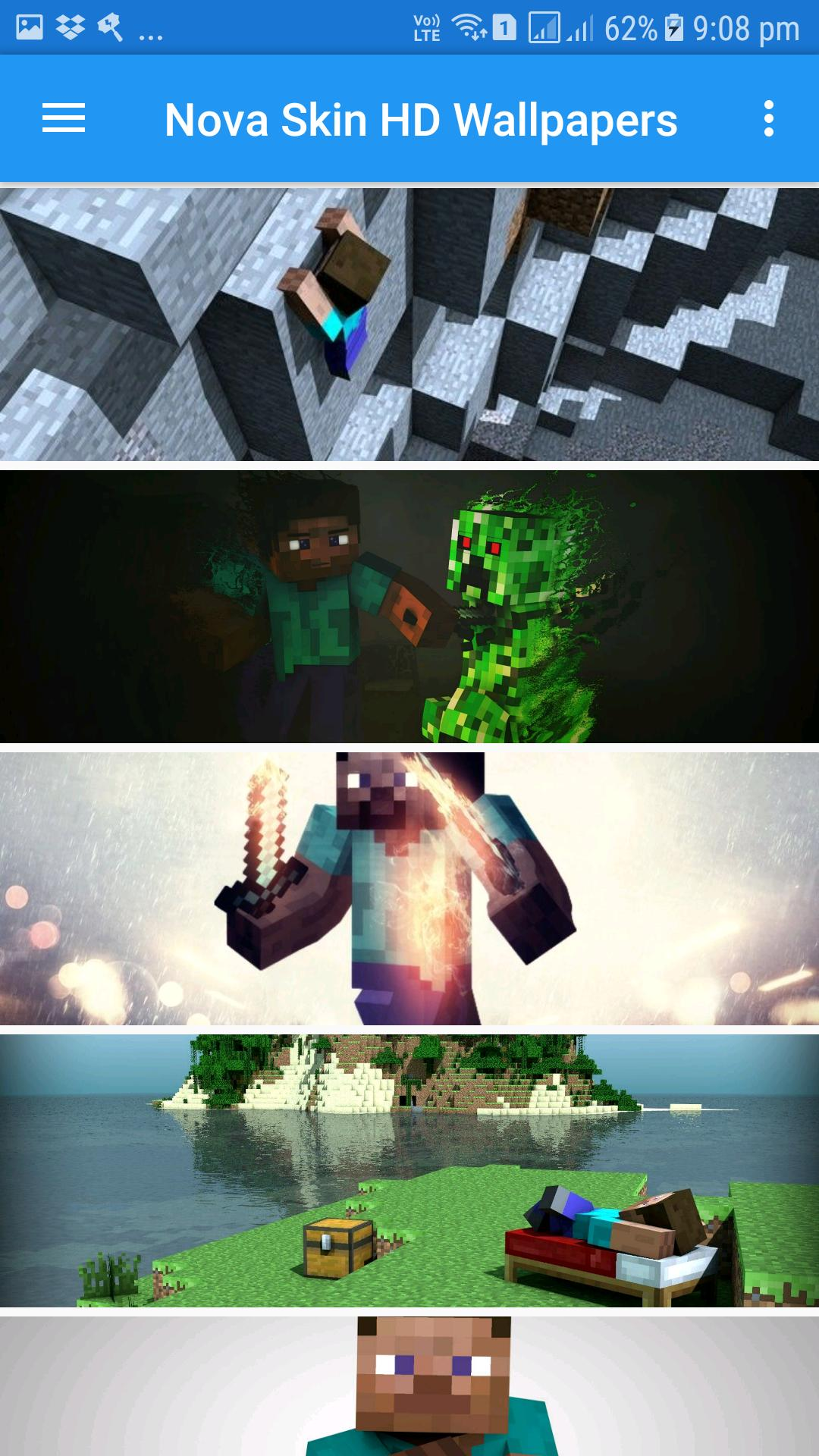 Nova Skin HD Wallpapers for Android - APK Download