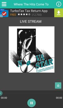 NovaStar Radio poster