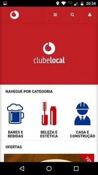 Clube Local apk screenshot