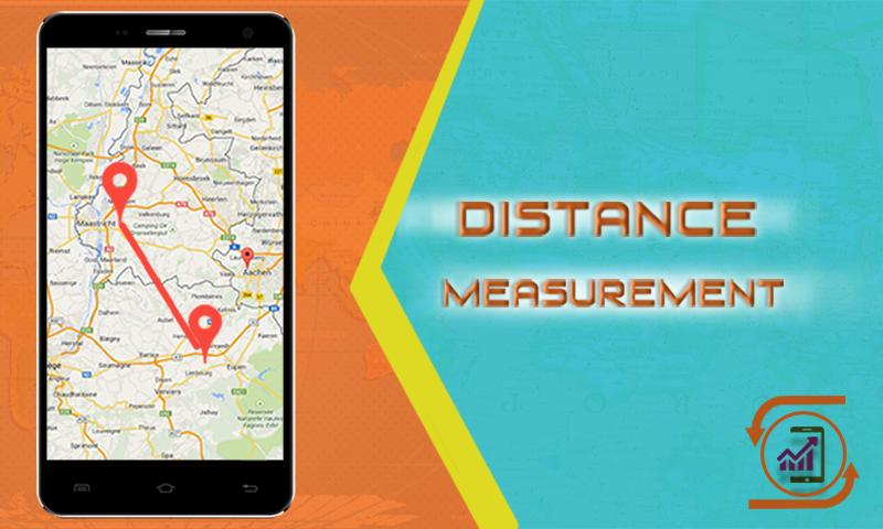 GPS Area Measurement: Map Tool Distance Calculator for Android - APK Distance Calculator Map on