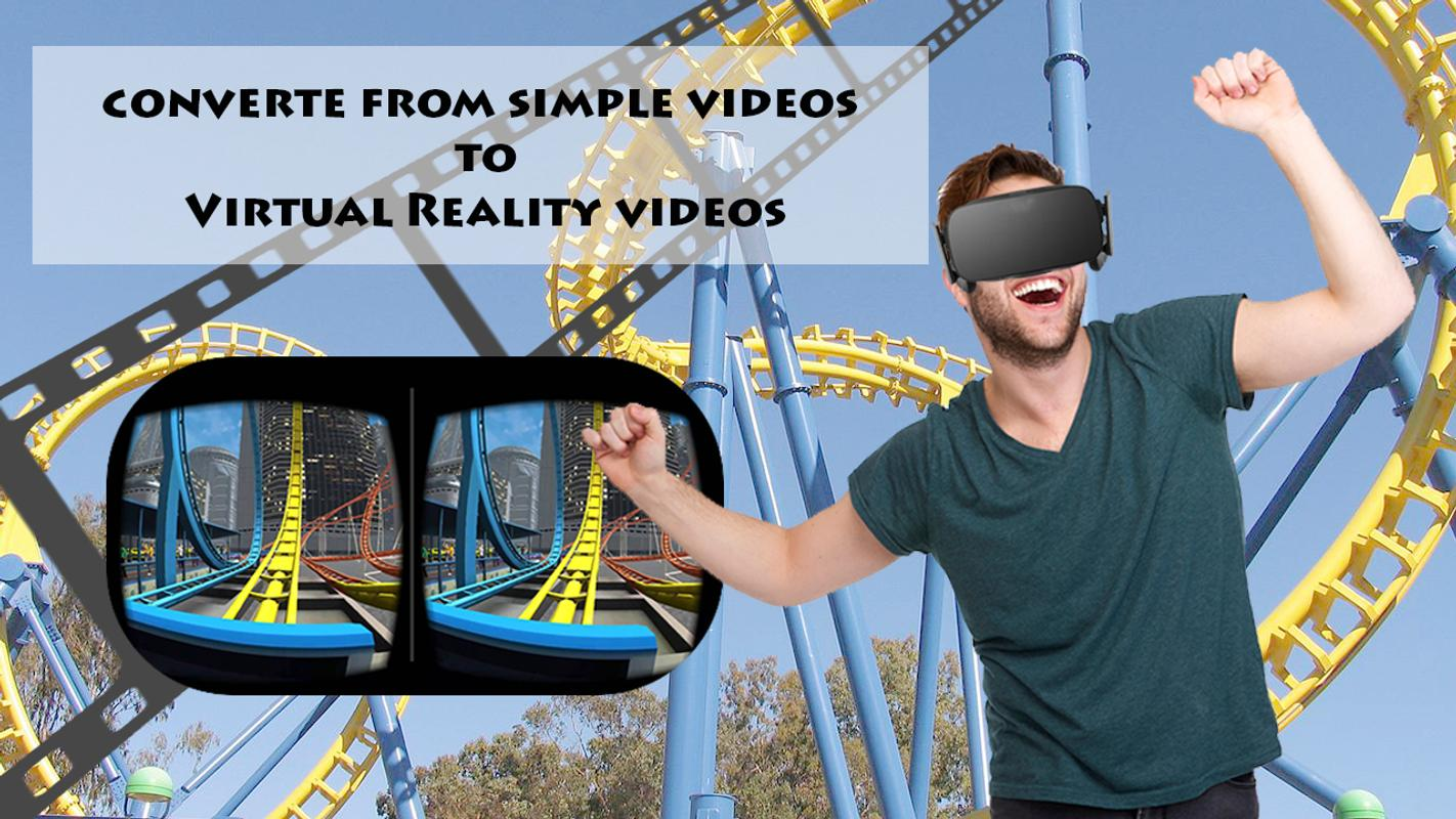 3d video to vr converter