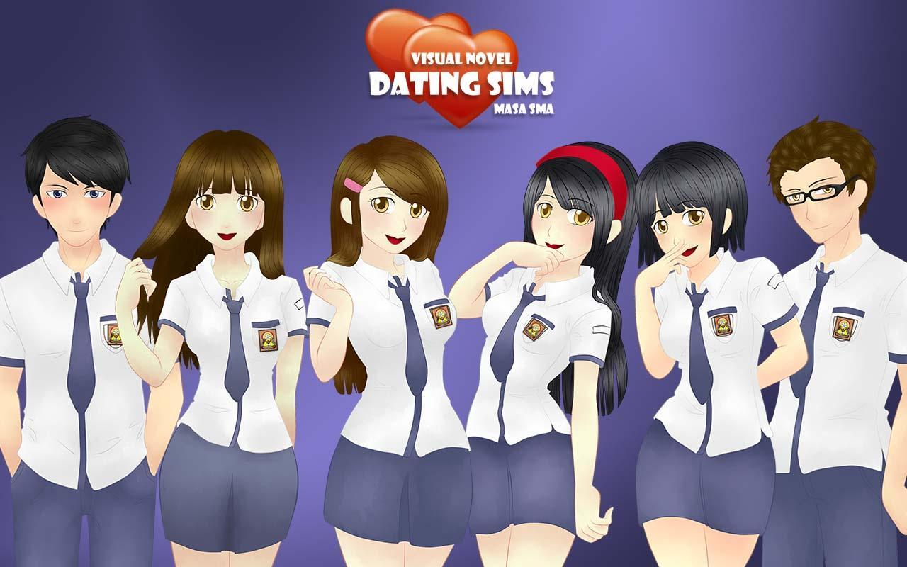 Download visual novel dating sims masa kuliah
