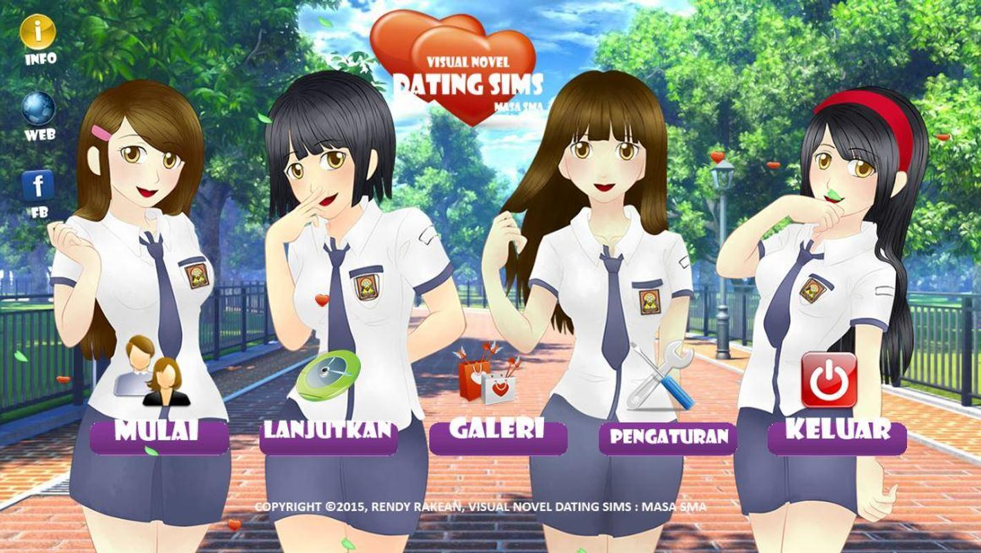 Visual dating sims masa sma