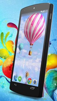 Air Balloon Live Wallpaper screenshot 1