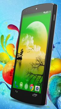 Alien Sunset Live Wallpaper screenshot 3