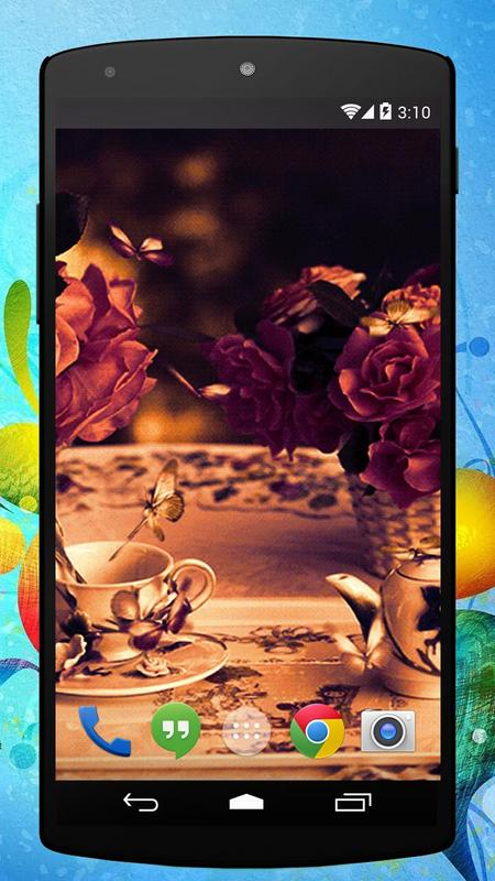 Good Morning Live Wallpaper For Android Apk Download