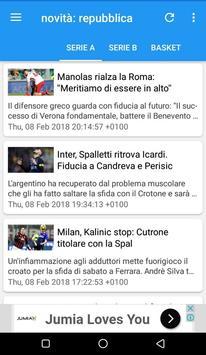 News: la Repubblica.it screenshot 4