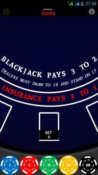 BlackJack poster