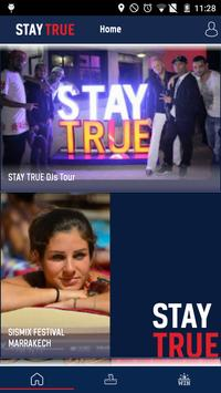 Stay True apk screenshot