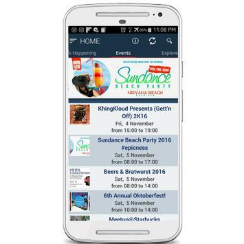 Novio App Bahamas 🍷 🍸🎊 screenshot 1