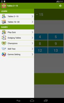 Learn Multiplication Tables screenshot 6