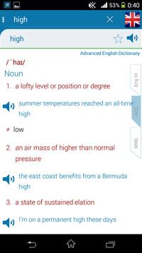 Từ điển Pro apk screenshot