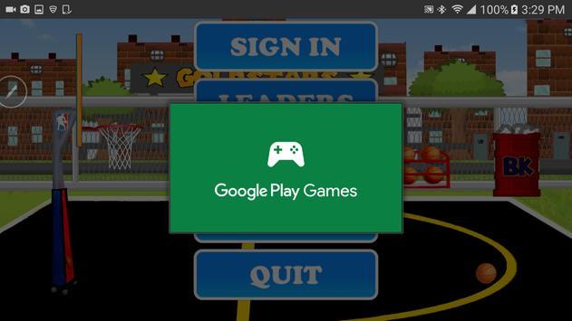 Flick Street Ball screenshot 1