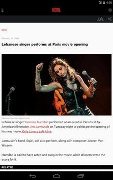 NOW news screenshot 11