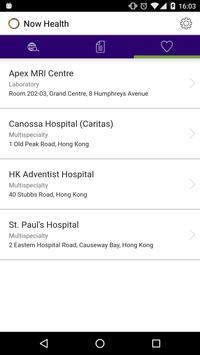 Now Health International apk screenshot