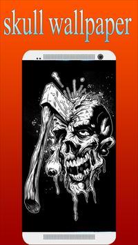 New Skull Wallpapers HD Apk Screenshot