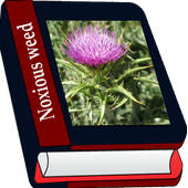 Noxious weeds icon