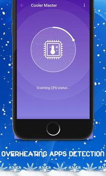 Phone Cooler - CPU Cooler Master (Speed Booster) screenshot 10