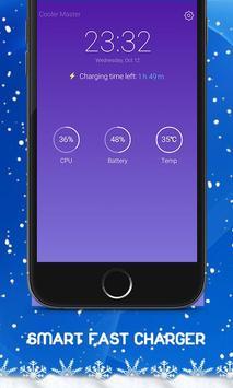 Phone Cooler - CPU Cooler Master (Speed Booster) screenshot 3