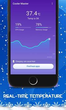Phone Cooler - CPU Cooler Master (Speed Booster) screenshot 4