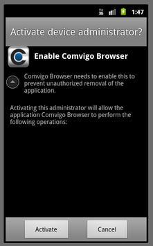 Web Filter with App Control screenshot 10