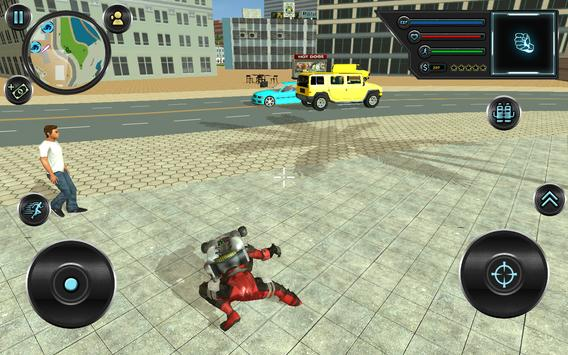 Jetpack Hero Miami Crime apk screenshot