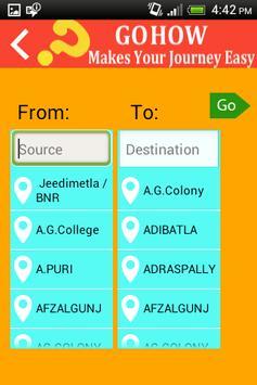 GoHow apk screenshot