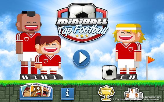 Miniball Tap Football apk screenshot