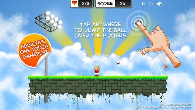 Miniball Tap Football poster