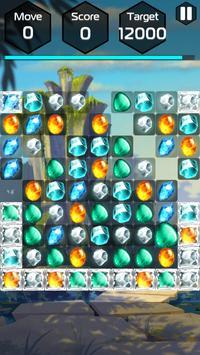 Jewel Galaxy Saga screenshot 1