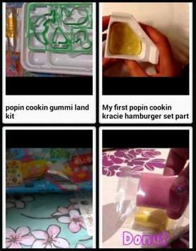 ขนมจิ๋วกินได้ (Popin Cookin) apk screenshot