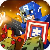 Hero Pixel V Zombie Gun 3D icon