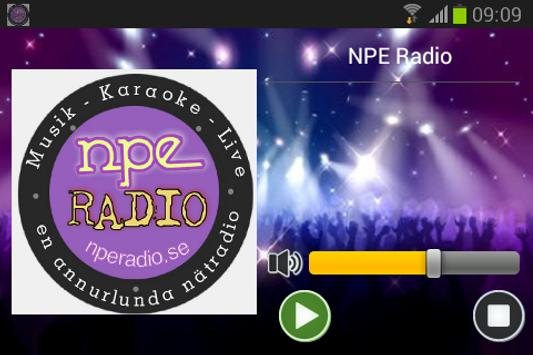 NPE Radio screenshot 1