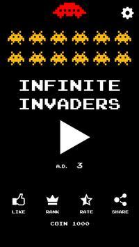 Infinite Invaders (Unreleased) poster