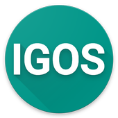 IGOS- Link Aadhaar, Pan, Passport icon