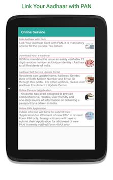 IGOS- Link Aadhaar, Pan, Passport apk screenshot