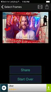 Lovely Photo Frames 2017 HD Selfie Pics Collage 3D screenshot 14