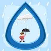 Latest Rain Picture Frames icon