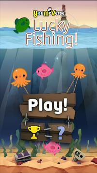 Lucky Fishing! poster
