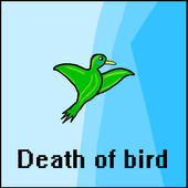 Death of bird Lite icon