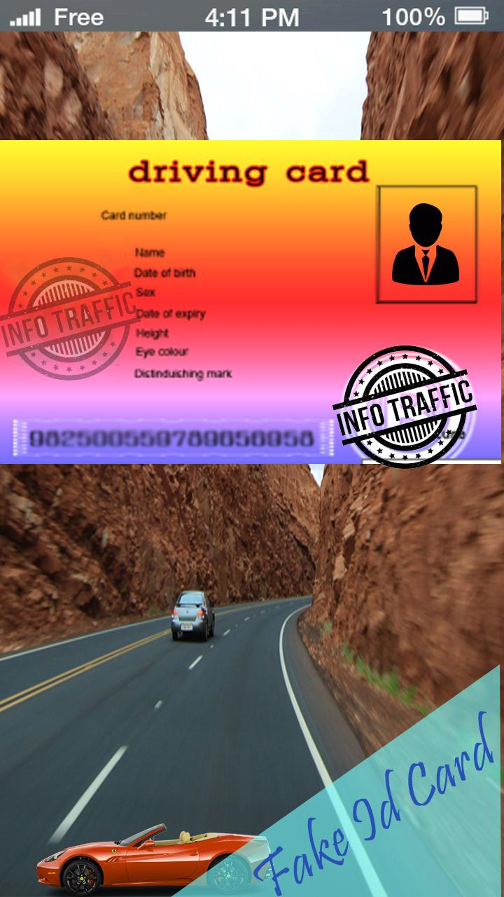 Driving Licence Maker – Driving License Generator for