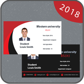 Student ID Card Maker – Student Card Creator icon
