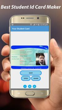 Student ID Card Maker – Student Card Creator screenshot 4