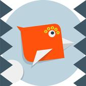 Flapping Nice Bird icon